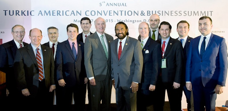 5th Annual Turkic American Convention & Business Summit 2015
